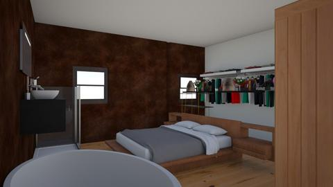 Camera padronale 6 - Modern - Bedroom  - by ElisaPernici