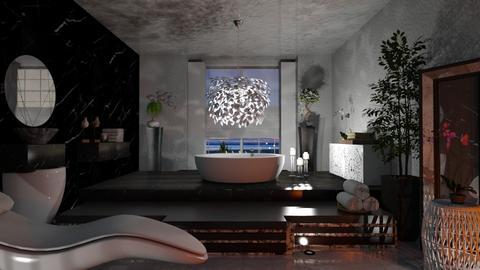 Luxury bathtub - Bathroom  - by Sue Bonstra