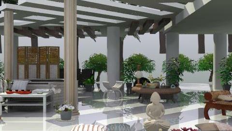 en proyecto - Modern - Garden  - by ATELOIV87