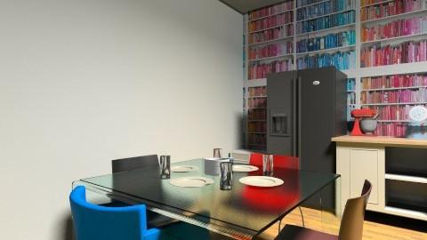 fashion - Glamour - Kitchen  - by Nazaret Carriqui