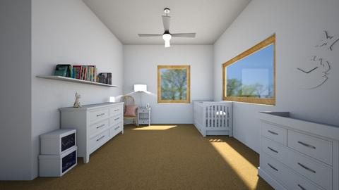 Baby room - Kids room  - by REAL MEE
