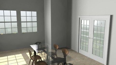 Gochanour_1 - Modern - Living room - by mshockley