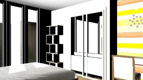 Arm - Retro - Living room  - by phonlatuch_arunchai