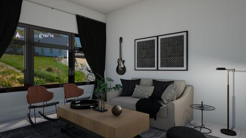 Risjardt - Living room - by rebsrebsmmg