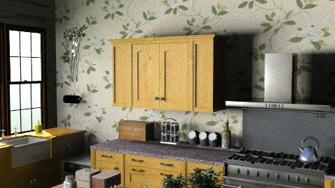 Firs Kitchen - Classic - Kitchen - by CamillaShea
