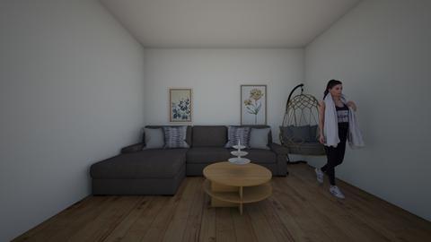 SNIR - Living room  - by Snir Asher