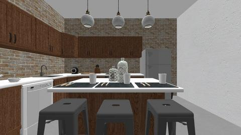 Kitchen 3 - Kitchen  - by mistrrk