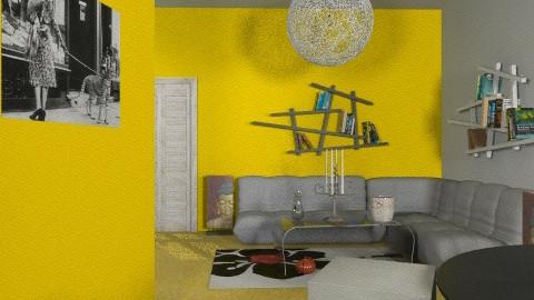 loo - Retro - Living room  - by luce007sisak