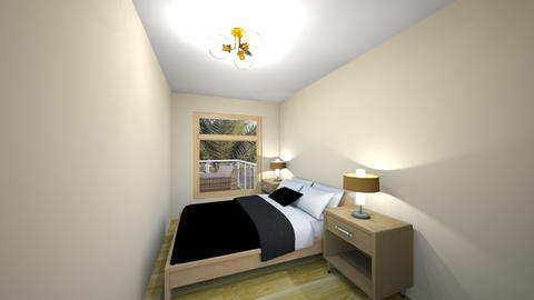 Miegamasis8 - Modern - Bedroom  - by JurgaVSRC
