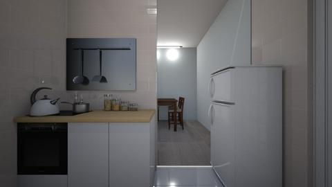 nnn - Kitchen  - by Architectdreams