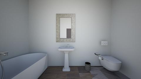 Bano - Modern - Bathroom - by Santiago valero