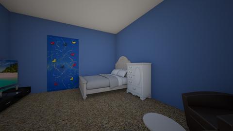 YEET YEET - Bedroom  - by curdquen12