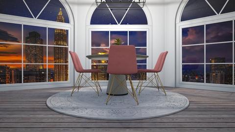Skylight - Dining room  - by Qanon