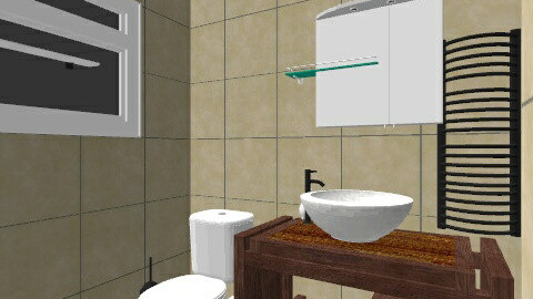 Rod Kimm - Minimal - Bathroom  - by Rod Kimm