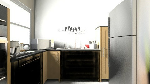 Frescca - Eclectic - Kitchen  - by rafaellaalima