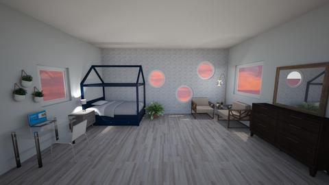 Gratitude Room - Bedroom  - by ItsArii