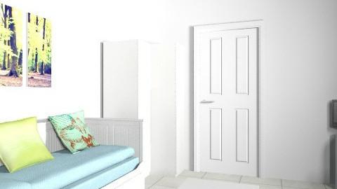 plan5 - Retro - Living room  - by sergine