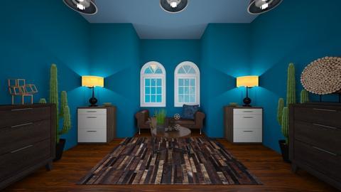 The living room of calm - Modern - Living room  - by I like hot co co