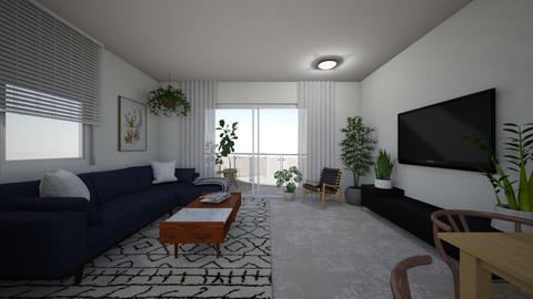Adi livingroom 22 - Living room  - by erlichroni