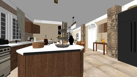 NOT FINISHED - Kitchen - by DB5