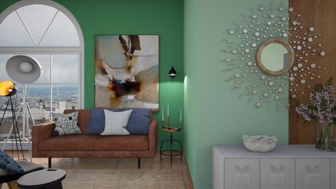 lamp floor liv - by lais baptista