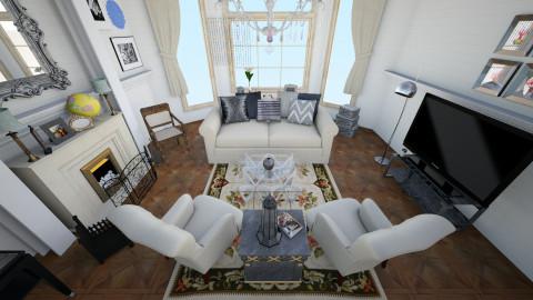 colonial1 - Living room  - by marindekica22