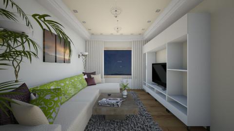 Vasile Lupu - Living room - by vlacara