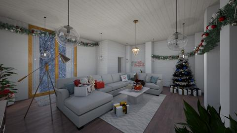 Christmas Time is Coming - Modern - Living room  - by Eli_Anna