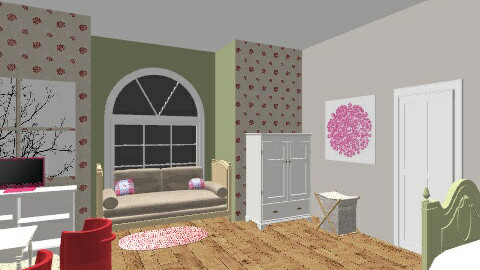Lil Girls Room - Eclectic - Bathroom  - by Soulsagittarian