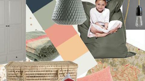 kids room - by liekesanders