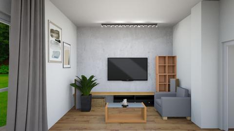 Jastrzebia - Living room  - by bubsonski