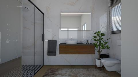 4891 - Modern - Bathroom  - by Aura91