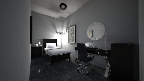 Modern Bedroom - Modern - Bedroom  - by House Desgins
