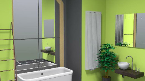 Hannah c - Classic - Bathroom  - by FRANKHAM