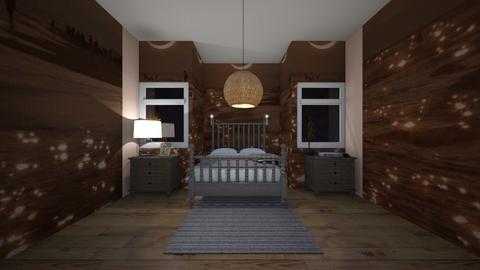 fan - Modern - Bedroom  - by hicran yeniay