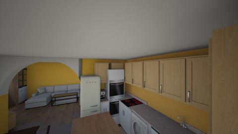 Mom kitchen 26 - Kitchen  - by Vilislava