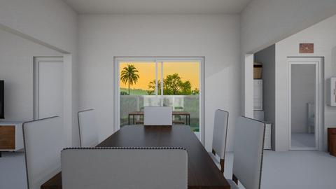 2021 DREAM HOME DESIGN  - Kitchen  - by KC Pechangco