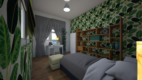 Bedroom 2 - Modern - Bedroom  - by HappyHorse11
