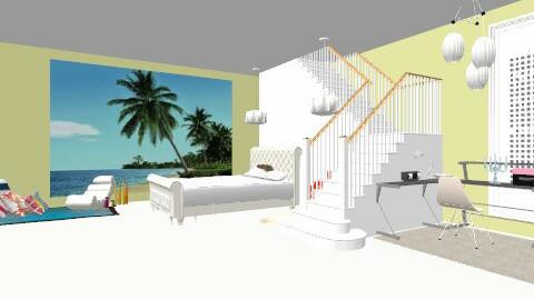 Bedroom - Bedroom - by ashleyhenaine