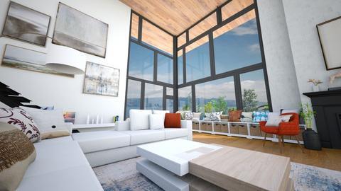 ttu - Living room  - by Mounir HSSIN