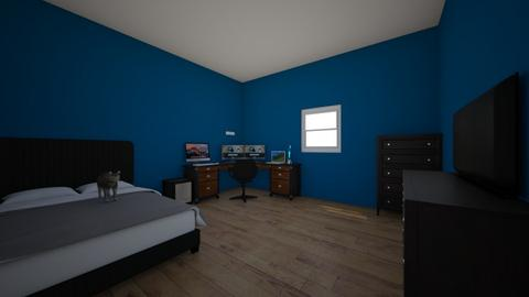 Cody Fiore - Modern - Bedroom - by lilg129class