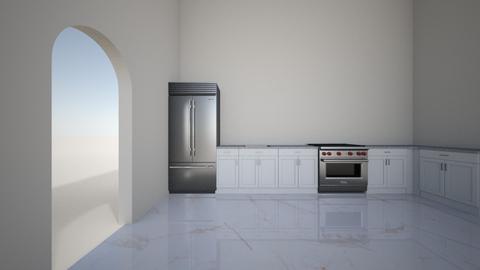 Project 2 - Kitchen  - by katieruiz