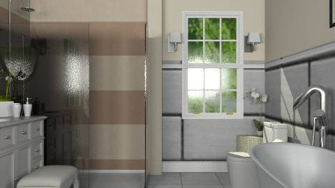 High End Bathroom - Classic - Bathroom  - by Carliam
