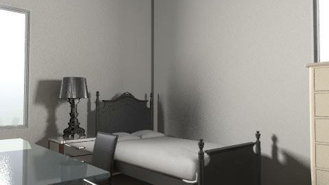 Paula - Glamour - Bedroom - by paula_lam