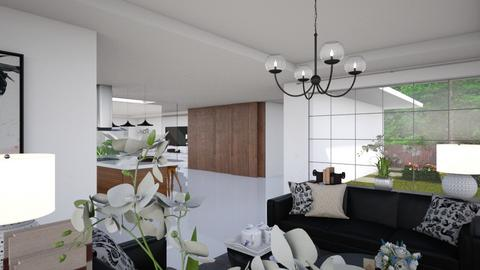 Estoril VII - Modern - Living room  - by Claudia Correia
