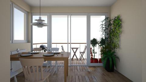 Family_kitchen_dini_v11_3 - Living room - by natajax