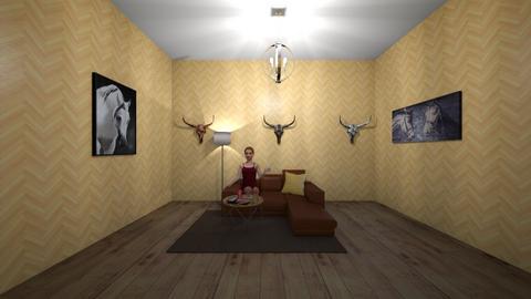 Texas room - by Grat_rat