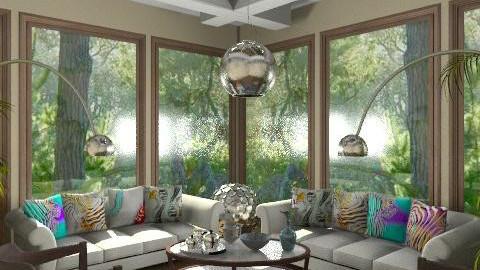 Light - Modern - Living room  - by milyca8
