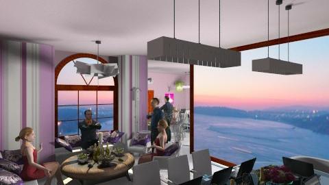 Room for meeting - Modern - Office  - by anjuska9