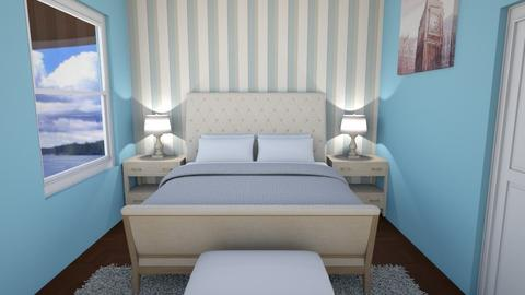 guest room - Minimal - Bedroom - by sonakshirawat175